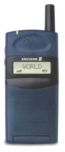 Ericsson telefony komórkowe - ericsson cellular phone